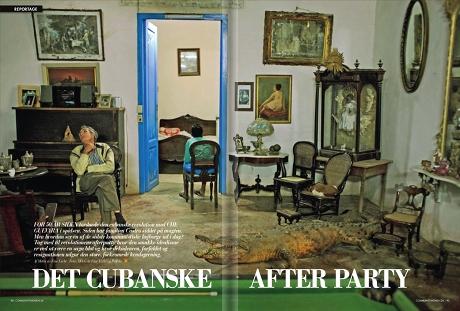Det cubanske afterparty